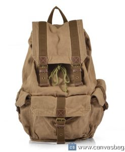 17-inch-Laptop-Backpack-Canvas-Backpack-Rucksack-1