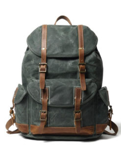Backpack Canvas Bag