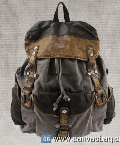Backpack-Canvas-Bag-Student-Leisure-Leather-and-Canvas-Backpack-School-leather-Messenger-bag-Laptop-bag-leather-canvas-Bag-1