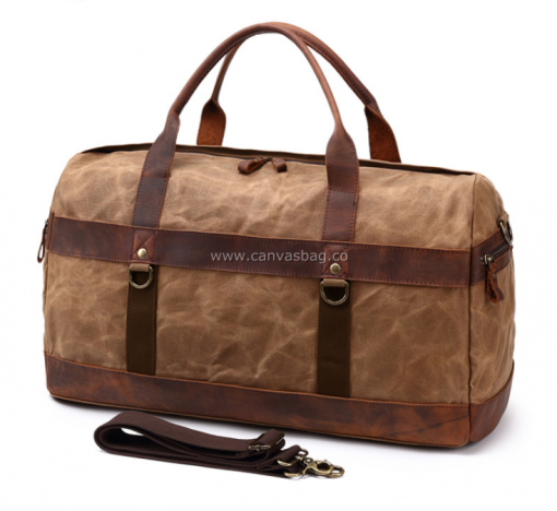 Canvas Bag Travel