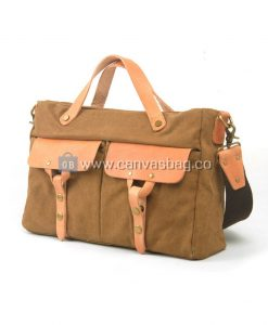 Canvas Cross Body Shoulder Bag Travel Bag
