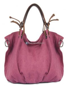 Canvas Hobo Shoulder Bag Archives - Canvas Bag Leather Bag ...