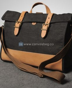 Canvas-Laptop-bag-Genuine-leather-canvas-bag-Mens-leather-satchel-Briefcase-Leather-Messenger-bag-Leather-Canvas-Bag-1