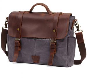 Canvas Messenger Bags for Men