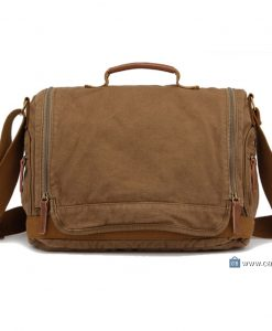 Canvas Travel Bags Messenger Bag Shoulder Bag