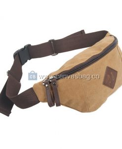 Canvas Waist Bag Waist Pack