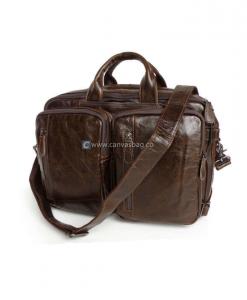 Convertible Backpack Messenger Bag Rucksack