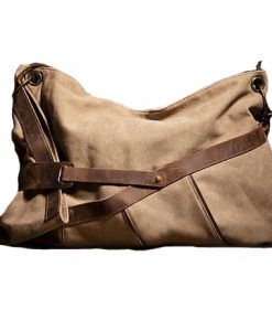 Designer Messenger Bags Canvas Bag Shoulder Bag (1)