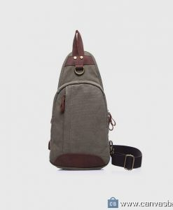 Genuine-Leather-and-Canvas-Chest-Pack-Chest-Bag-5