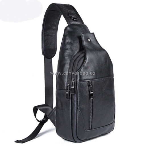 Leather Durable Chest Pack