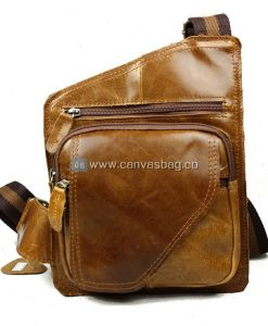 Leather Sling Backpack Archives - Canvas Bag Leather Bag CanvasBag.Co