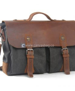 Canvas Messenger Bag Archives - Canvas Bag Leather Bag CanvasBag.Co