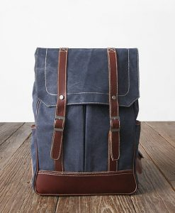 genuine-leather-canvas-backpack-8