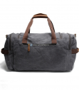 Canvas Luggage Bags Weekend Duffle Bag (3)