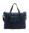 Canvas Side Bag Vintage Canvas Messenger Bag (3)