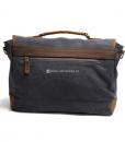 Laptop Messenger Bags Green Canvas Messenger Bag (10)