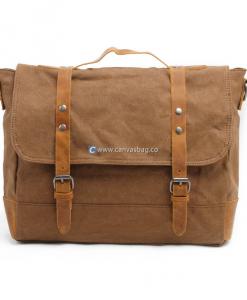 Large Canvas Messenger Bag (1)