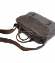 Messenger Bags Waterproof Canvas Bag (4)
