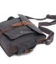 Military Shoulder Bag Canvas Over the Shoulder Bag (12)