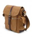 Military Shoulder Bag Canvas Over the Shoulder Bag (15)