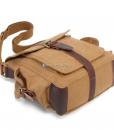 Military Shoulder Bag Canvas Over the Shoulder Bag (16)