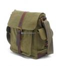 Military Shoulder Bag Canvas Over the Shoulder Bag (2)
