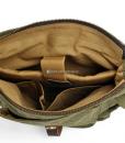 Military Shoulder Bag Canvas Over the Shoulder Bag (21)