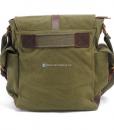 Military Shoulder Bag Canvas Over the Shoulder Bag (3)