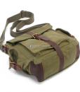 Military Shoulder Bag Canvas Over the Shoulder Bag (5)
