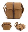 Military Shoulder Bag Canvas Over the Shoulder Bag (7)