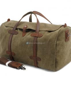 Oversized Weekender Bag Canvas Travel Bag (1)