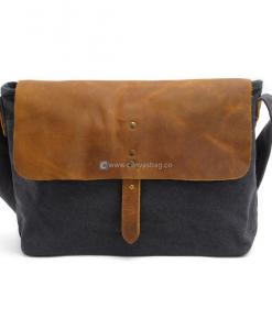 Small Canvas Shoulder Bag (1)