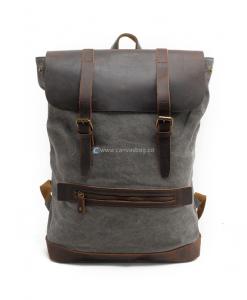 Vintage Canvas Backpack (1)