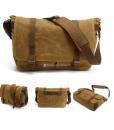 Vintage Canvas Messenger Bag (11)
