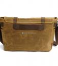 Vintage Canvas Messenger Bag (4)