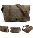 Vintage Canvas Messenger Bag (9)