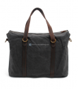 Waxed Canvas Laptop Bag (2)