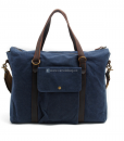 Waxed Canvas Laptop Bag (8)