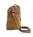 Canvas Sling Backpack Waxed Canvas Handbags (12)