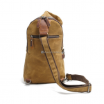 Canvas Sling Backpack Waxed Canvas Handbags (12)