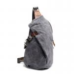Canvas Sling Backpack Waxed Canvas Handbags (3)