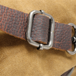 Canvas Sling Backpack Waxed Canvas Handbags (7)