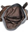 Waxed Canvas Crossbody Bag (10)