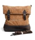Waxed Canvas Crossbody Bag (6)