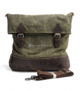 Waxed Canvas Crossbody Bag (8)