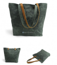 Waxed Canvas Tote Bag (7)
