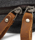 Waxed Canvas Weekend Bag (11)