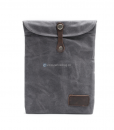 Waxed Canvas iPad Bag (3)