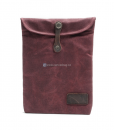 Waxed Canvas iPad Bag (4)