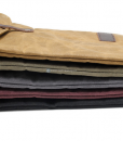 Waxed Canvas iPad Bag (7)
